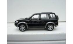 Land Rover Freelander. Cararama.
