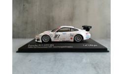 Minichamps PORSCHE 911 GT3 RSR - YAMAGISHI/POMPIDOU/CAFFI - TEAM T2M MOTORSPORT - 1000KM SPA 2005 L.E. 3504 pcs.
