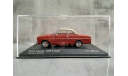 Minichamps FORD TAUNUS 12M COUPE - 1963 - RED L.E. 1680 pcs., масштабная модель, 1:43, 1/43