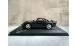 Minichamps PORSCHE 959 - 1987 - BLACK L.E. 4032 pcs.