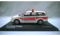 Minichamps FORD FOCUS TURNIER - 1997 - ´ORDNUNGSAMT KÖLN´ L.E. 1008 pcs.
