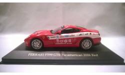IXO Ferrari F599 GTB Panamerican 2006 Red, масштабная модель, IXO Ferrari (серии FER, SF), 1:43, 1/43