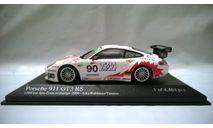 Minichamps PORSCHE 911 GT3-RS - ICKX/RABINEAU/TINSEAU - TEAM T2M MOTORSPORT - 1000KM SPA 2004 L.E. 4464 pcs., масштабная модель, 1:43, 1/43