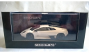 Minichamps LAMBORGHINI MURCIELAGO LP 670-4 SV - 2009 - WHITE L.E. 1008 pcs., масштабная модель, 1:43, 1/43