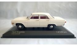 Minichamps OPEL KAPITÄN - 1964 - WHITE L.E. 2016 pcs.
