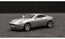 Aston Martin V12 Vanquish, масштабная модель, scale43, DeAgostini