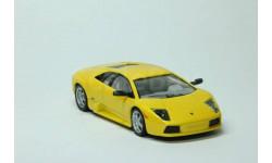 Lamborghini Murcielago, масштабная модель, scale43, Суперкары. Лучшие автомобили мира, журнал от DeAgostini