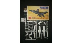 Ударный истребитель LS Model Kit Panavia 200 MRCA Tornado 1/144, сборные модели авиации, 1:144