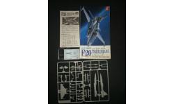 Истребитель LS Model Kit F - 20 Tiger Shark 1/144, сборные модели авиации, 1:144