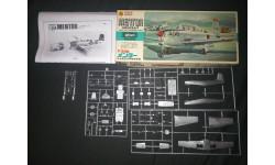 Учебно - тренировочный Beechcraft T - 34A Mentor Hasegawa 1/72, масштабные модели авиации, Airfix, scale72