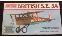 British S.E.5A Monogram 1/48 возможен обмен.