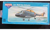 Lynx-Multi-Role Helicopter Novo F256 Кругозор 1/72, сборные модели авиации, scale72