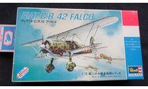 Fiat CR 42 Falco Revel/Takara 1/72 возможен обмен, сборные модели авиации, Revell Takara, scale72