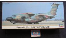 Kawasaki EC-1 'Electric Warfare' Hasegawa 1/200, сборные модели авиации, scale0