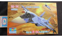 Sukhoi Su-34 Strike Flanker Trumpeter 1/144