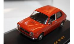 Масштабная модель IXO Фиат Fiat 127 1972 1/43, масштабная модель, 1:43
