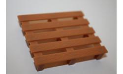 Масштабная модель Деревянные паллеты 1/35, сборная модель (другое), 1:35