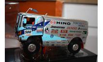 Масштабная модель Norev 518810 Hino Ranger Paris Dakar 2005 1/43, масштабная модель, 1:43
