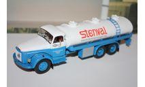 Масштабная модель Altaya серия Camions D'Autrefois Stenval Грузовики прошлого Volvo N88 1/43, масштабная модель, 1:43, Altaya (Camions d'autrefois)