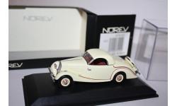 Масштабная модель Norev Peugeot 401 Eclipse 1/43, масштабная модель, 1:43