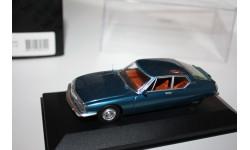 Масштабная модель IXO Citroen SM 1970 1/43, масштабная модель, 1:43