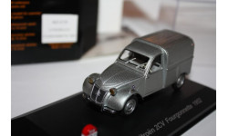 Масштабная модель Nostalgie №19 Citroen 2CV Fourgonnette 1952 1/43, масштабная модель, 1:43