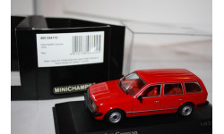 Масштабная модель Minichamps Opel Kadett Caravan 1/43, масштабная модель, 1:43