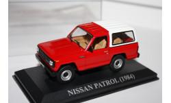 Масштабная модель ALTAYA IXO Nissan Patrol 1984 1/43, масштабная модель, 1:43