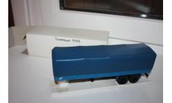 Масштабная модель Мастерская Киммерия Полуприцеп МАЗ 1/43, масштабная модель, scale43