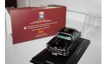 Масштабная модель Ixo models Волга ГАЗ 21 Volga GAZ 21 Taxi Такси 1965 VMM 005 1/43, масштабная модель, 1:43