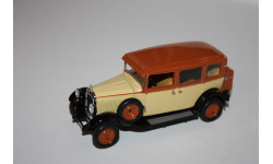 Масштабная модель Citroen C4 Berline 1929  Universal Hobbies 1/43, масштабная модель, scale43
