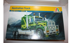 Сборная модель Italeri Седельный тягач Australian Truck Western Star Australian Truck 1/24, сборная модель автомобиля, 1:24