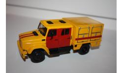 Масштабная модель Киммерия ЗиЛ 4331-2-х кабинный автомастерская 1/43, масштабная модель, scale43