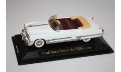 Yat Ming Cadillac Coupe de Ville White 1949 1/43, масштабная модель
