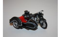 Cararama мотоцикл BMW R25/3 1/43, масштабная модель, Bauer/Cararama/Hongwell, scale0