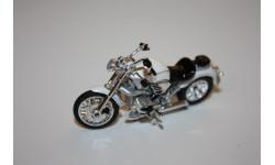 Cararama мотоцикл BMW R1200C 1/43, масштабная модель, Bauer/Cararama/Hongwell, scale0