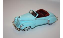 IXO-Altaya Graham Paige Sharknose Roadster 1939 1/43, масштабная модель, scale0