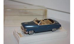 SOLIDO 4511 BUICK SUPER 1950 CABRIOLET BLUE 1/43, масштабная модель, scale0