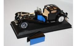 Altaya Bugatti Royale 1930 1/43, масштабная модель