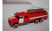 Киммерия АЦ 40 ЗИЛ 133 пожарный 1/43, масштабная модель