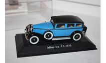 MCW 140628 Minerva Type AL 40 CV 1/43, масштабная модель, scale0