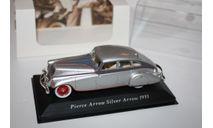 MCW 140632 Pierce Arrow Silver Arrow 1933 1/43, масштабная модель, scale0