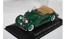 MCW 139725 Lagonda LG6 Drophead Coupe 1938 1/43, масштабная модель, scale0
