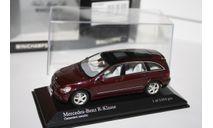 MINICHAMPS 400034600 MERCEDES BENZ R-CLASS RED 1/43, масштабная модель, scale0