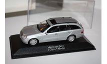 MINICHAMPS MERCEDES BENZ E-CLASS T-MODEL 1/43, масштабная модель, scale0