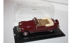 Universal Hobbies UH4669 Lincoln Continental Convertible 1941 1/43, масштабная модель, scale0