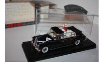 RIO MODELS 4100/P MERCEDES BENZ 300 D LIMOUSINE 1960 Papa Giovanni XXIII 1/43, масштабная модель, scale0
