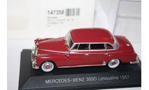 WhiteBox Mercedes benz 300 D Limousine 1/43, масштабная модель, scale0