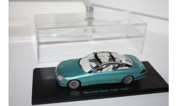 Spark S1012 Mercedes Benz F200 Coupe Concept Car 1996 1/43, масштабная модель