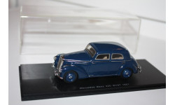 SPARK MODEL S1001 MERCEDES BENZ 220 (W187) 1951 BLUE 1/43, масштабная модель
